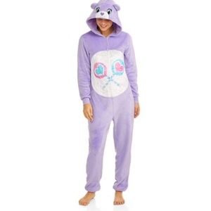 New Care Bears Plush Union Hooded Costume Suit